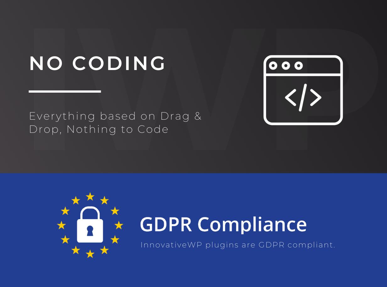 WordPress Menu GDPR Compliance