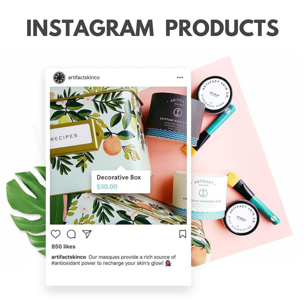 Instagram Shoppable Posts For WooCommerce
